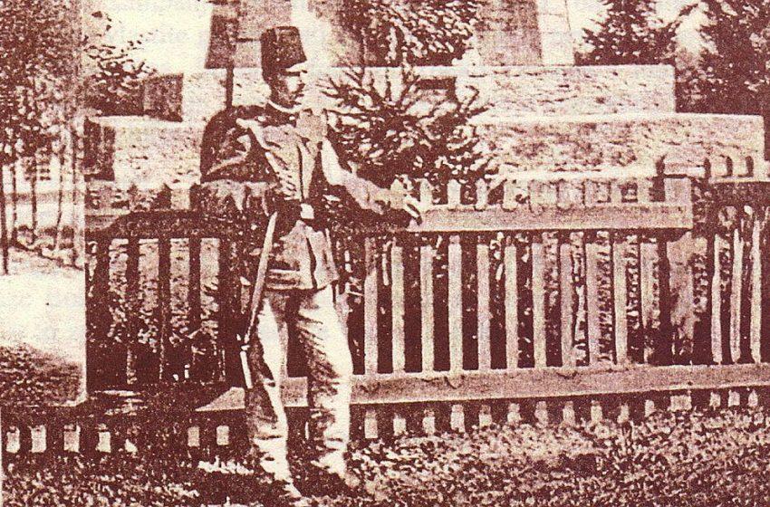 Banja Luka, soldat i jablanovi