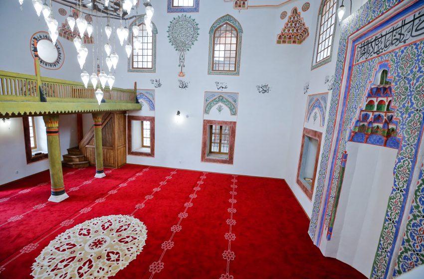 RESTAURIRANA LJEPOTICA: Baščaršijska džamija u Sarajevu