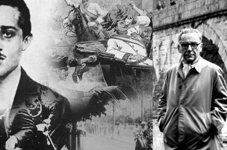 Sarajevski atentat i njegovi odjeci u književnom djelu Ive Andrića