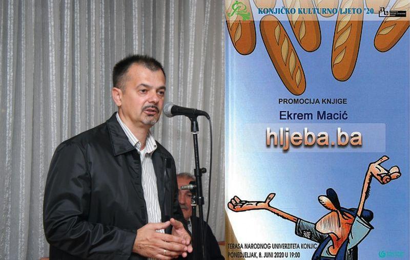 """Ekremovih hljeba i aforizama u izdanju BZK """"Preporod"""""""