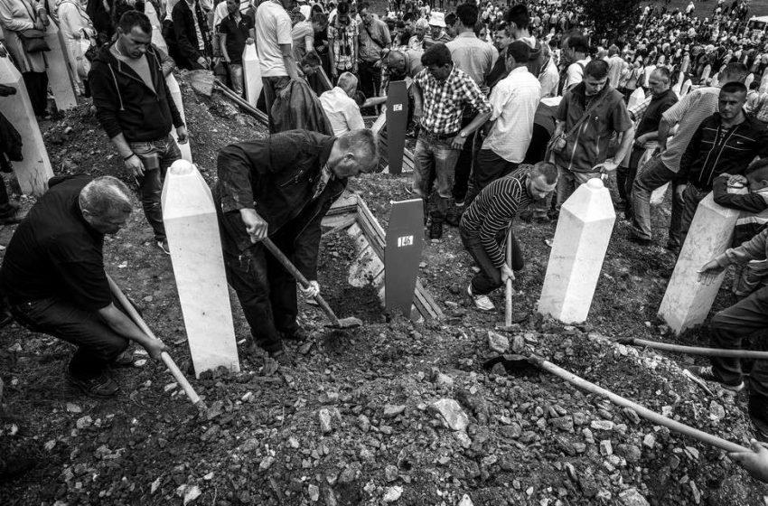 Šta Srebrenica znači meni, rođenom Nijemcu