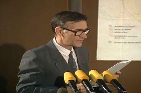 DAN BOŠNJAKA: Historijski govor Alije Isakovića na Bošnjačkom saboru