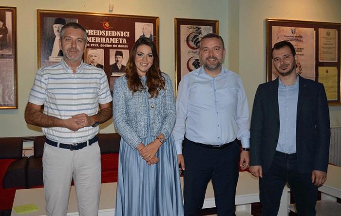 """Saradnja """"Merhameta"""", BZK """"Preporod"""", Muzeja """"Alija Izetbegović"""" i Fondacije """"Alija Izetbegović"""""""