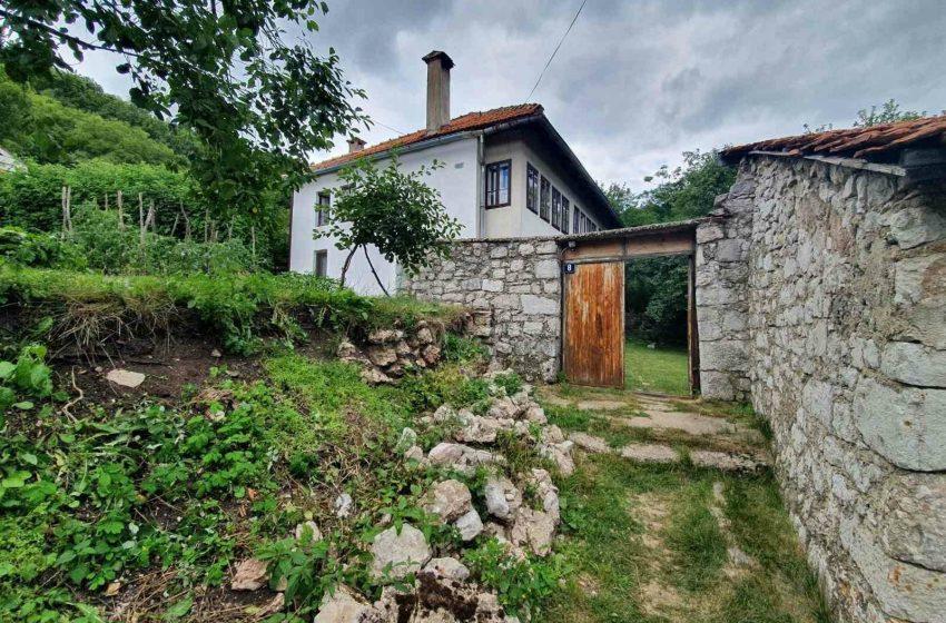 NEVESINJE: Obnavlja se rodna kuća Safvet-bega Bašagića