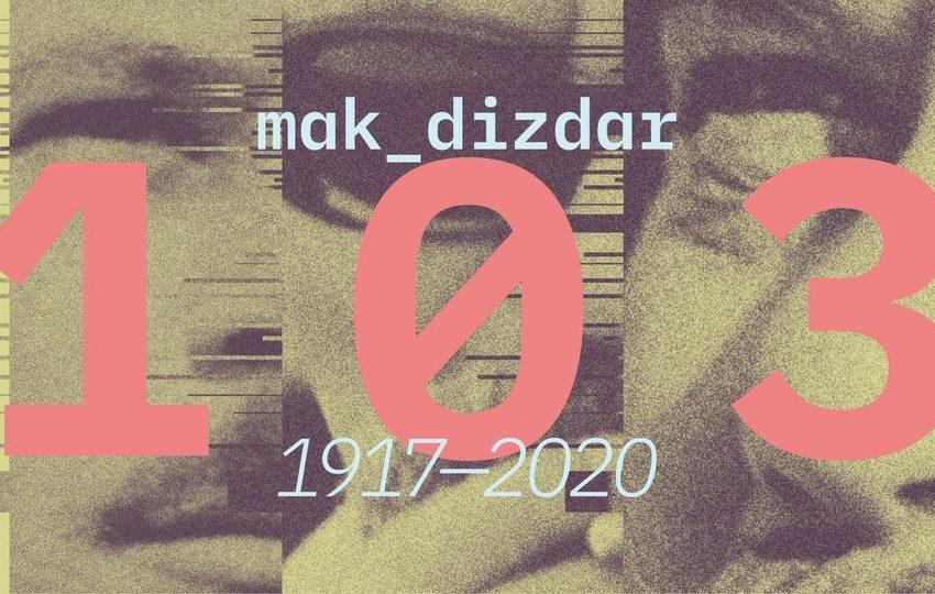 VIJEĆNICA: Obilježavanje 103. godišnjica rođenja Maka Dizdara