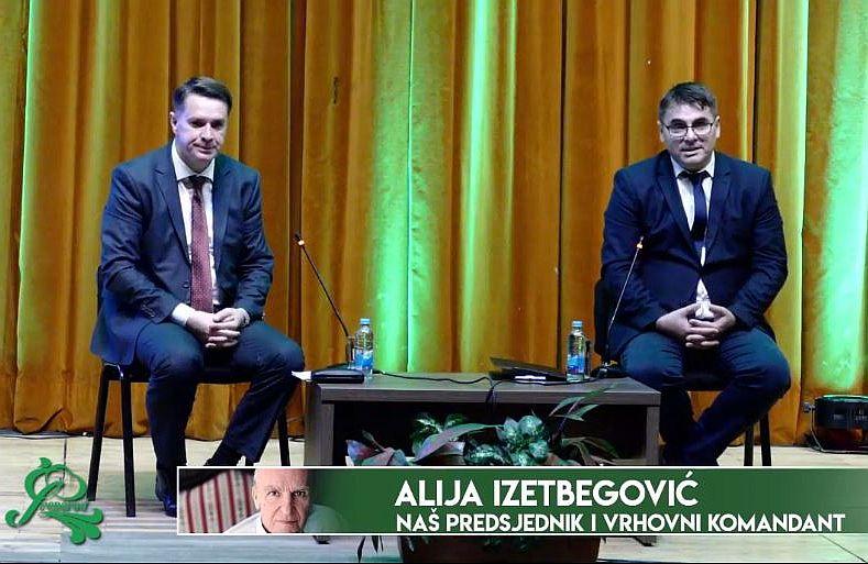 """""""PREPOROD"""" ILIJAŠ: Alija Izetbegović je naš, a mi njegovi"""