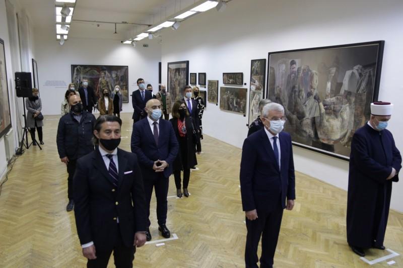 """Berberova """"Srebrenica"""" je pijetet žrtvi i svjedočanstvo"""
