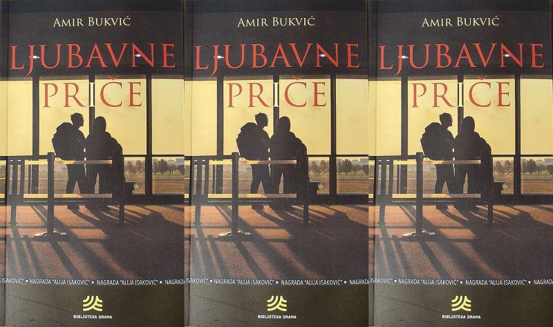 LJUBAVNA PRIČA: Nova drama Amira Bukvića