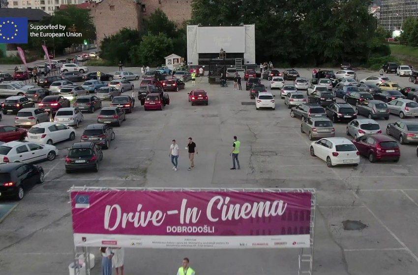 Turneja Drive-in cinema nastavljena u Gračanici