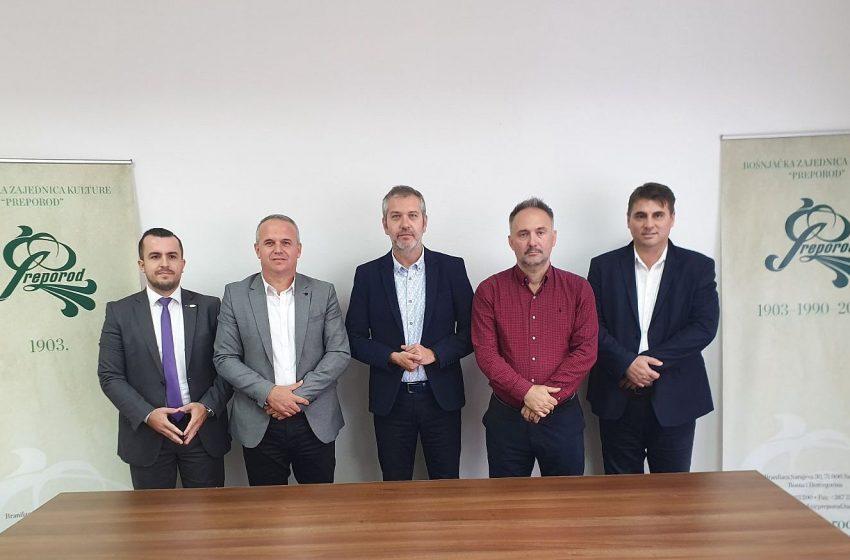 """Inicijativa za osnivanje BZK """"Preporod"""" u Sjevernoj Makedoniji"""