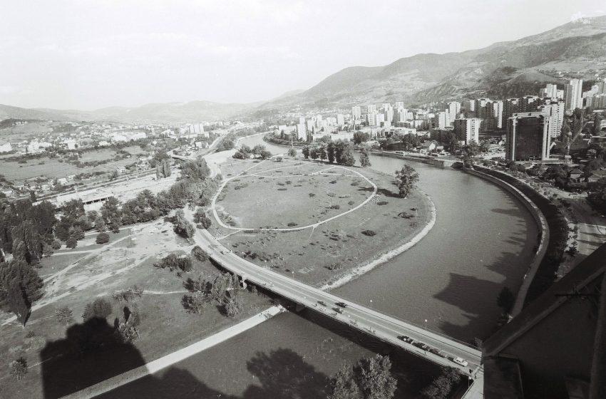 Zenica (1970– 1980) kroz objektiv Hakije Lemeša