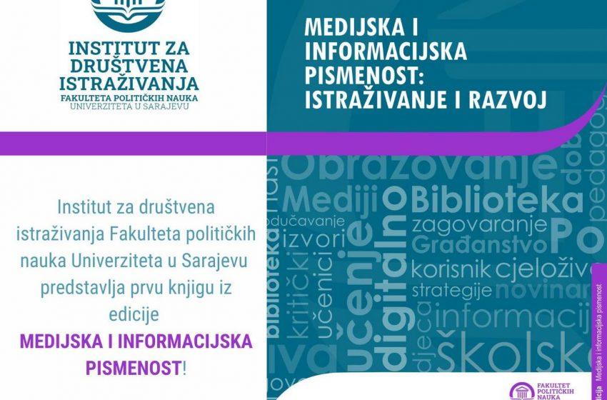 """Studija """"Medijska i informacijska pismenost: istraživanje i razvoj"""""""