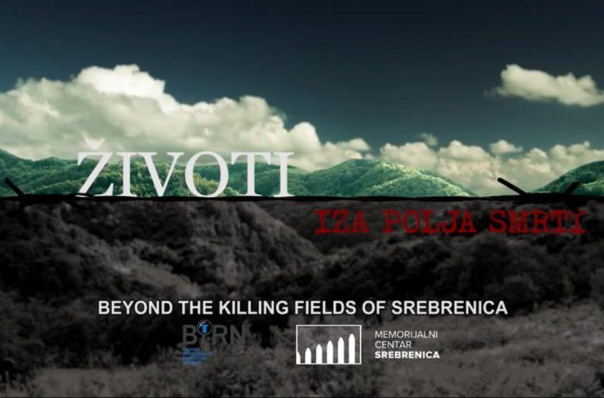 Projekat usmene historije Memorijalnog centra Srebrenica: Životi iza polja smrti (VIDEO)