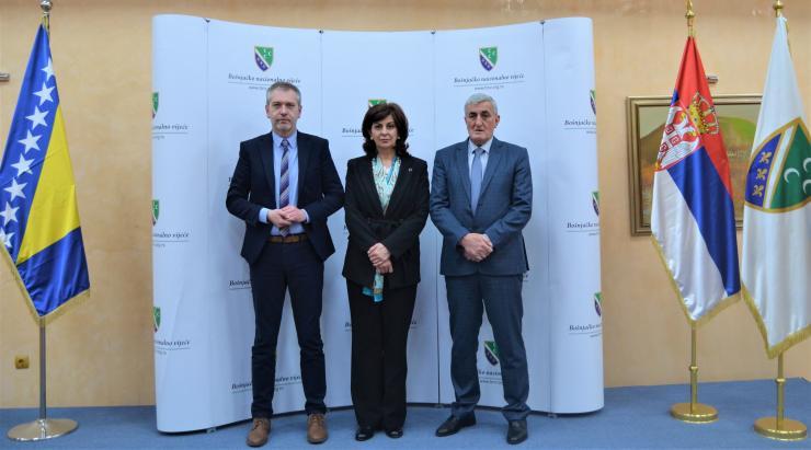 """BZK """"Preporod"""" obnavlja rad u Sandžaku, potpisani sporazumi sa BNV i BVCG"""