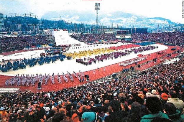 Prije 37 godina u Sarajevu su otvorene XIV Olimpijske igre
