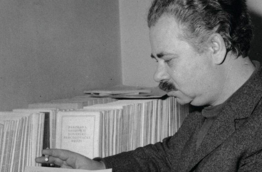 "Mak Dizdar: ""Marginalije o jeziku i oko njega"""