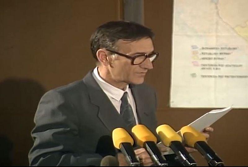 Historijski govor Alije Isakovića na Prvom bošnjačkom saboru