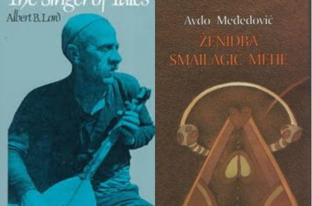 """Ćamil Sijarić: """"Avdo Međedović – Pjevač epskih pjesama"""""""