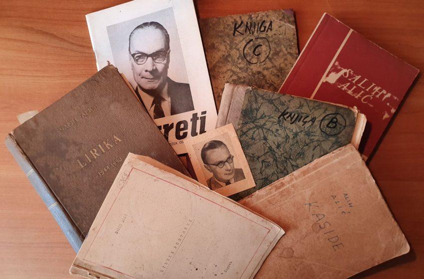 Godišnjica smrti Saliha Alića: Zaboravljeni pisac i njegova nepoznata rukopisna ostavština