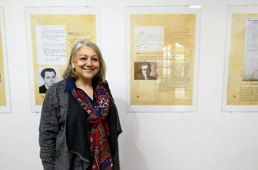 """Izložba """"Knjiga žalbi"""" Tamare Sarajlić-Slavnić otvorena u Galeriji """"Mak"""""""