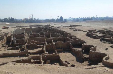 U Egiptu otkriven izgubljeni zlatni grad star 3.000 godina