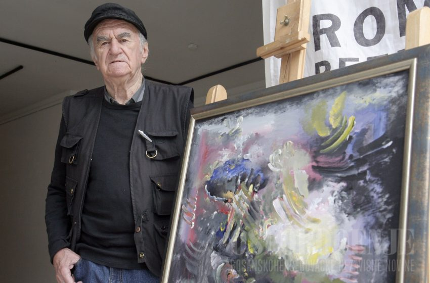 Godišnjica smrti bošnjačkog i bosanskohercegovačkog slikara Affana Ramića