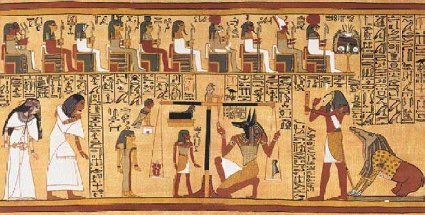 Egipatska umjetnost i slikarstvo