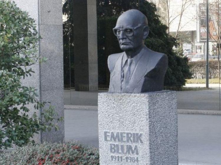 Godišnjica smrti velikog bh. privrednika i vizionara, Emerika Bluma