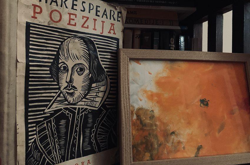 Dva soneta Williama Shakespearea