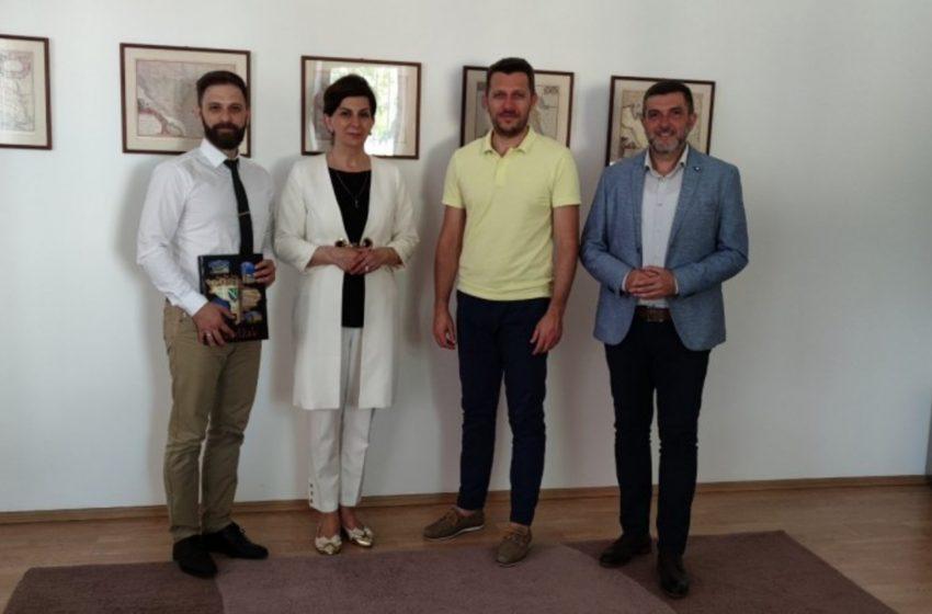 """Najavljena saradnja BZK """"Preporod"""" Hercegovina i BNV iz Novog Pazara"""
