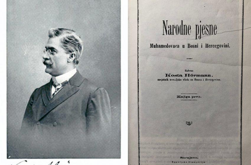 O prvom tomu zbirke bošnjačke usmene epike Koste Hörmanna