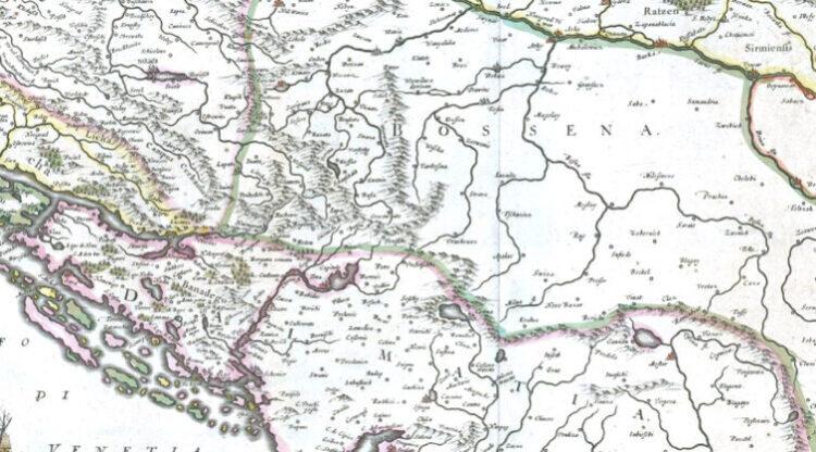 Noel Malcolm: Srednjovjekovna bosanska država, 1180—1463.