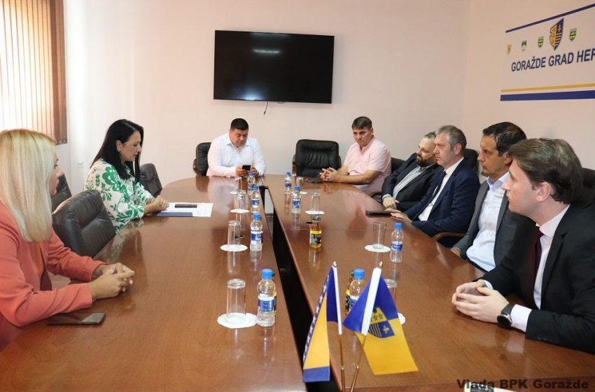 Održan sastanak sa predstavnicima četiri temeljne organizacije kulture naroda BiH