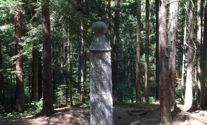 Kotromanićev kameni div Olova