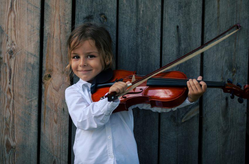 Kako muzika utječe na djecu