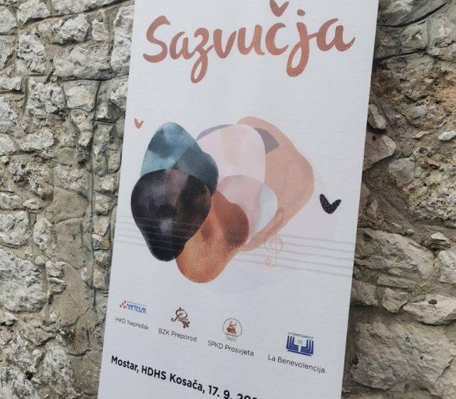 """""""Sazvučja"""": Kako su se temeljna nacionalna društva u Bosni i Hercegovini ujedinila pod zajedničko okrilje"""
